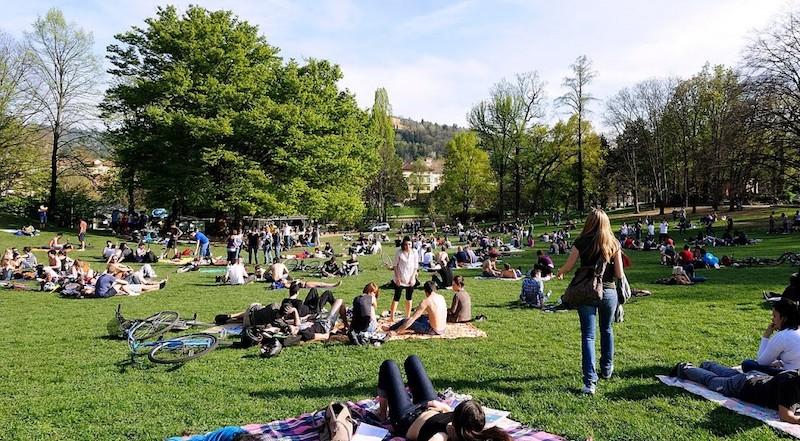 L'ecosistema dei beni comuni come occasione di rigenerazione urbana.