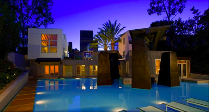 """L'architettura nel cinema: """"Il prezzo di Hollywood"""""""