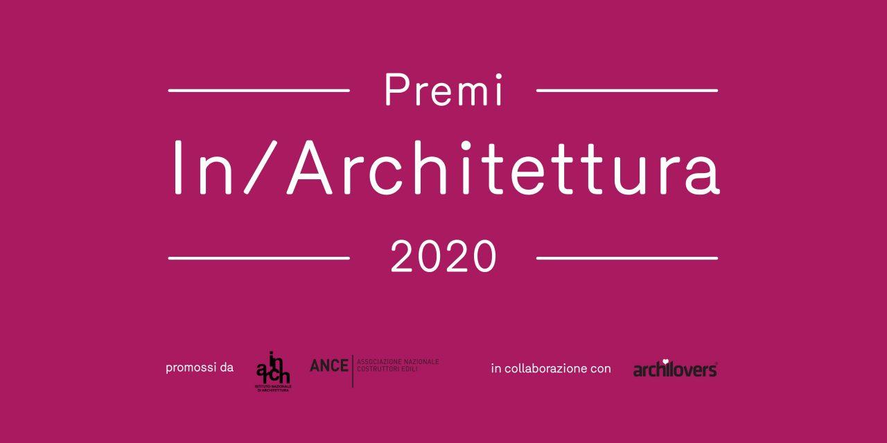 PREMI IN/ARCHITETTURA PIEMONTE LIGURIA E VALLE D'AOSTA