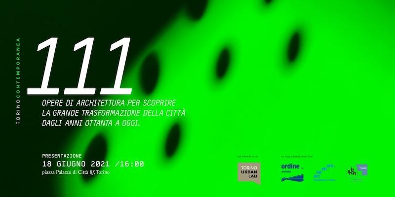111 opere di architettura.
